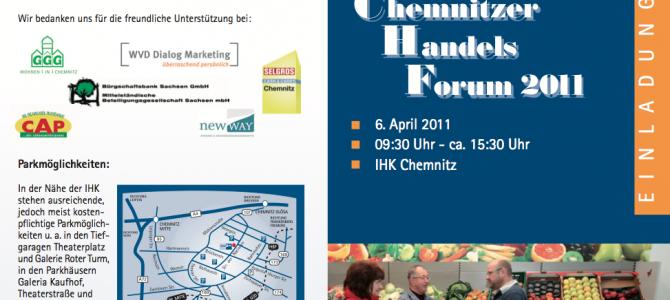 IHK Chemnitz hat zum Forum eingeladen